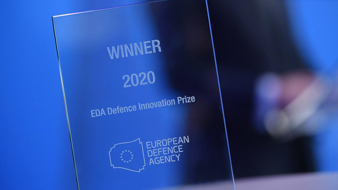 Rantelon võitis Euroopa Kaitseagentuuri innovatsiooni auhinna
