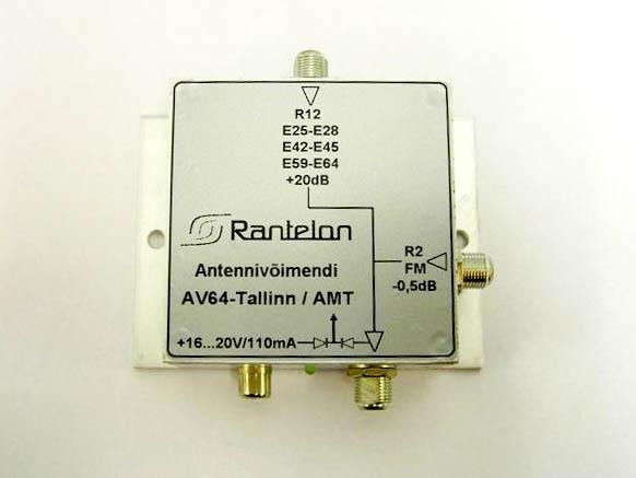AV64-Tallinn/AMT