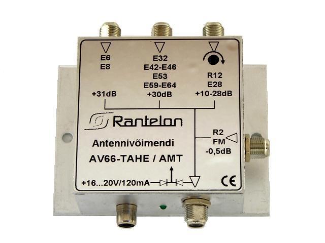 AV66-TAHE/AMT